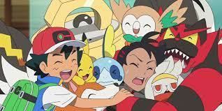 Pokémon Journeys: Ash Finally Returns to Sun & Moon's Alola