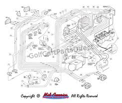 wiring diagram for 1999 club car golf cart images 1998 1999 club club car light wiring diagram amp ds 36 volt for