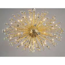 lu 2330 36 70 chrome swarovski crystal chandelier