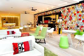 coast furniture and interiors. Funky Cafe Furniture The Quirky Pop Fun Restaurant Interiors At Qt Hotel Gold Coast And