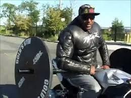 Motorcycle Motorcyclist Wheelie Do You Even Lift TShirt  SpreadshirtBench Press Wheelie
