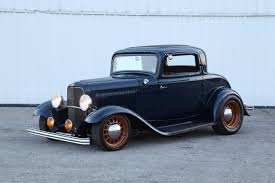 1932 Ford Coupe | 1932 Ford 3-Window Coupe - 43rd NSRA Street Rod ...