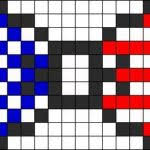 Relax and release your inner artist with pixel art by easybrain! Papillon Pixel Art 31 Idees Et Designs Pour Vous Inspirer En Images