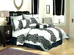 black and white damask comforter damask black and white damask king comforter