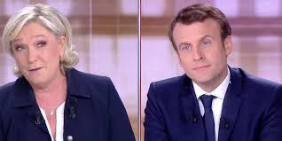 Debat Macron Le Pen Resume débat électrique entre Marine Le Pen et Emmanuel Macron 1