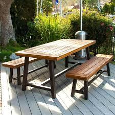 rustic wooden outdoor furniture. Patio Ideas: Rustic Wooden Tables Wood Table Outdoor Furniture Best