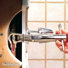 how to change bathtub faucet fix a leaky bathtub faucet change bathtub faucet mobile home install