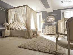 Romantic Luxury Master Bedroom | European-style luxury villa romantic  bedroom decoration effect chart .
