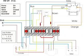 honeywell wiring diagram y plan images wiring diagram honeywell system boiler wiring diagram