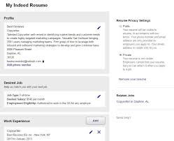 How To Upload Resume On Indeed Delectable How To Upload Resume On Indeed Clean Post Your Resume Indeed Best