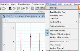 Lab Chart How Can I Use Labchart Modules To Analyze Data While