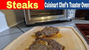 cook steak in convection oven