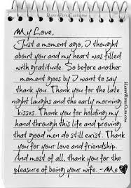 d9a44af53aa87dfb7864a30a764 happy wife love letters