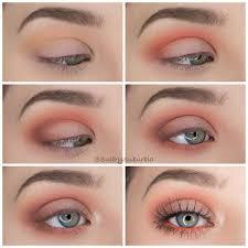 description fresh summer eyeshadow tutorial