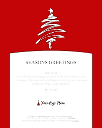 Business Christmas Card Template Free Business Christmas Cards Holiday Card Email Template Free