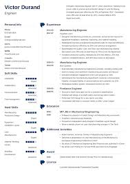 Resume For Engineering Engineering Resume Sample And Complete Guide 20 Examples