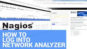 nagios network analyzer logging into nagios network analyzer youtube