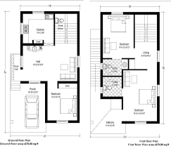 20 x 40 two story house plans luxury 20 x 40 house plans 800 square feet