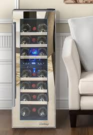 vinotemp wine fridge. Vinotemp VT-21TSP-2Z Wine Cooler Fridge
