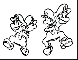Coloring Pages Mario And Coloring Pages And Coloring Pages Super