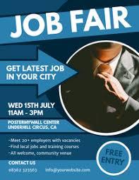 Flyer Jobs 710 Jobs Customizable Design Templates Postermywall