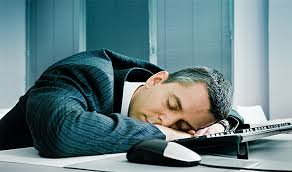 Image result for sleeping on the job