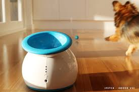 full review of the ifetch frenzy ifetch too and ifetch original automatic ball launchers and