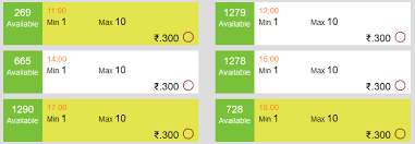 Tirumala Accommodation Availability Chart Ttd Special Entry Darshan Tickets Online Booking With Room