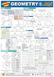 formula sheets for geometry geometry unit lessons tes teach