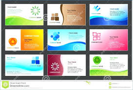 Microsoft Publisher Business Card Template Stunning Templates Free