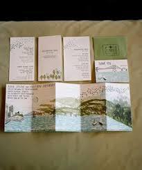 Wedding Invitation Folding 76 Best Folded Wedding Invites Images Invitation Cards