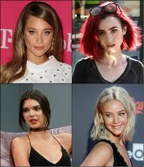Hei Esten Haarfarbe Trends 2017 Herbst Winter 2018 Neue Frisur Stil
