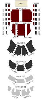 Cerritos Center Seating Chart Cerritos Center Cerritos Ca Seating Chart Stage Los