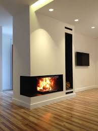Home Design : Modern Corner Fireplace Ideas Transitional Compact .