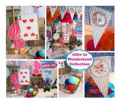 Alice In Wonderland Decoration Alice In Wonderland Party Creative Little Parties