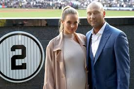 Derek And Hannah Jeter Welcome Baby Girl Page Six