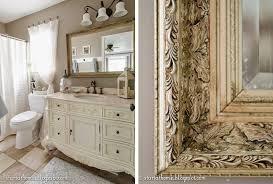 18 posh and fancy bathroom mirror