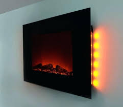 hanging electric fireplaces heater best white electric fireplace images on electric intended for wall mounted fireplace