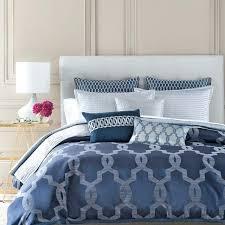 blue king size duvet cover set new hudson park bedding gramercy king duvet msrp 400 y1350