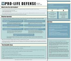 How To Make A Quick Reference Guide Pro Life Defense Quick Reference Guide