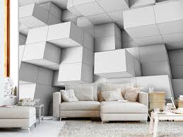 Modern Wall Murals Wall Mural Theater Of Illusion 3d Wallpaper Wall Murals And