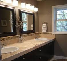 brown bathroom color ideas. Master Bath Neutral Color Brown And Beige Bathroom Rustic Modern - Dark Cabinets, Don\u0027t Like The Back Splash Ideas B