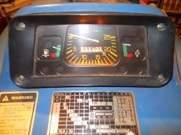 4610 instrument panel wiring yesterday s tractors i have a 4610 series ii the cluster is upside down in the photo of the back the purple and black wires go to the dash lights