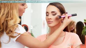 become a bridal makeup artist step by