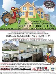"""carole griffith on Twitter: """"Spirit of Brandtjen Farm Broker Turkey Trot  11/17 11-1-1First 50 realtors to finish the tour win a turkey!  https://t.co/geo65Wg3uX"""""""