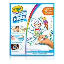 Crayola Color Wonder Refill Book Blank Target