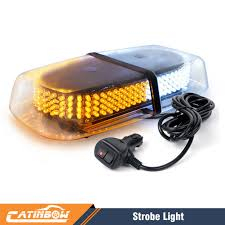 240 Led Emergency Light Details About Amber White 240 Led Emergency Warning Roof Top Strobe Snow Plow Seal Light Us