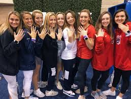 Isabelle Smith, U.S. U19 Women's Lacrosse Team Receives Its Championship  Rings - 27 East