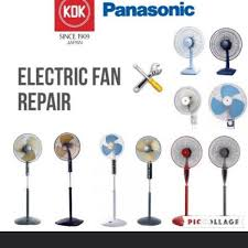 panasonic national fan repairs