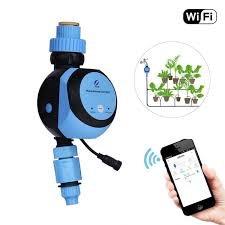 wifi sprinkler controller remote control water timer app control